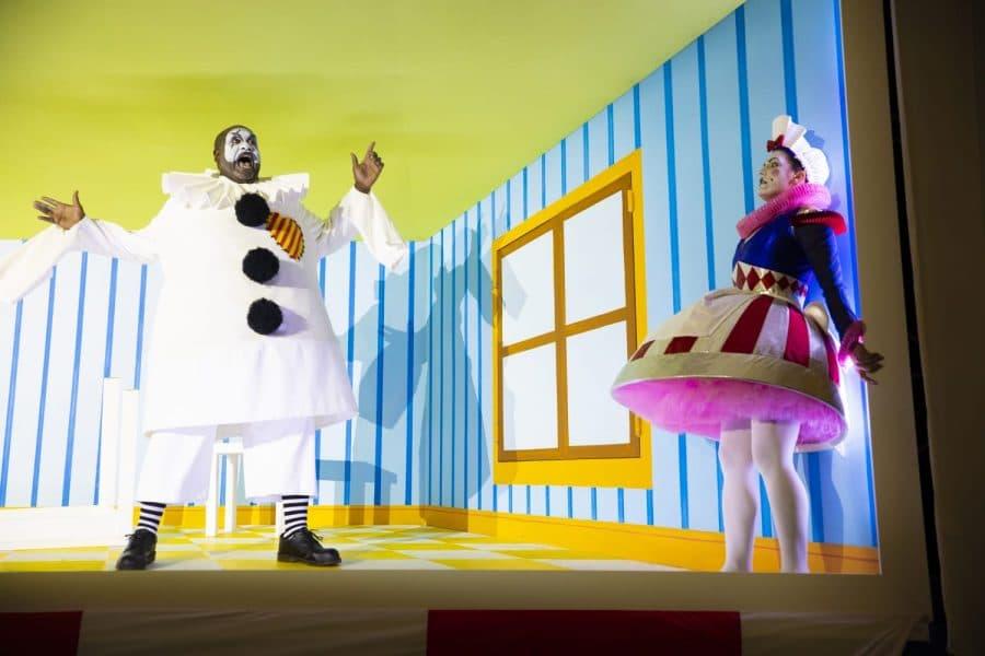 Ronald Samm - Leoncavallo - Pagliacci. Paisley Opera House 2018